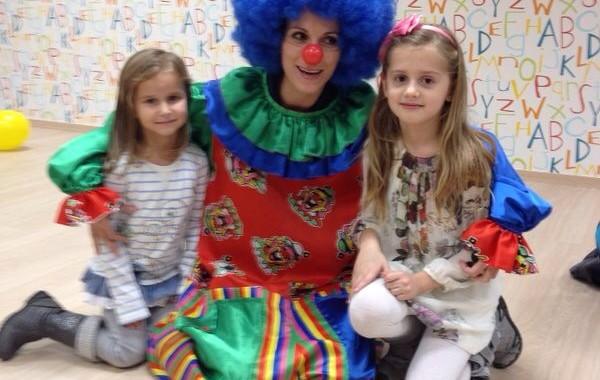 Detská oslava v Detskom centre Zornička