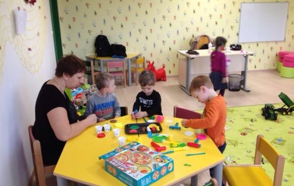 Prvý deň v Detskom centre Zornička